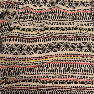 Old Navy Shorts - Tribal print shorts